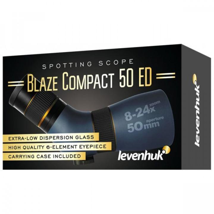 Зрительная труба Levenhuk Blaze Compact 50 ED