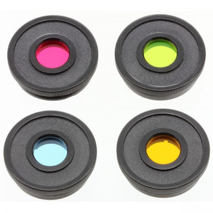 Набор светофильтров Bresser Essential, 1,25