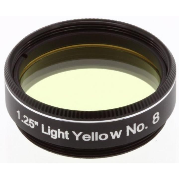 Светофильтр Explore Scientific светло-желтый №8, 1,25'