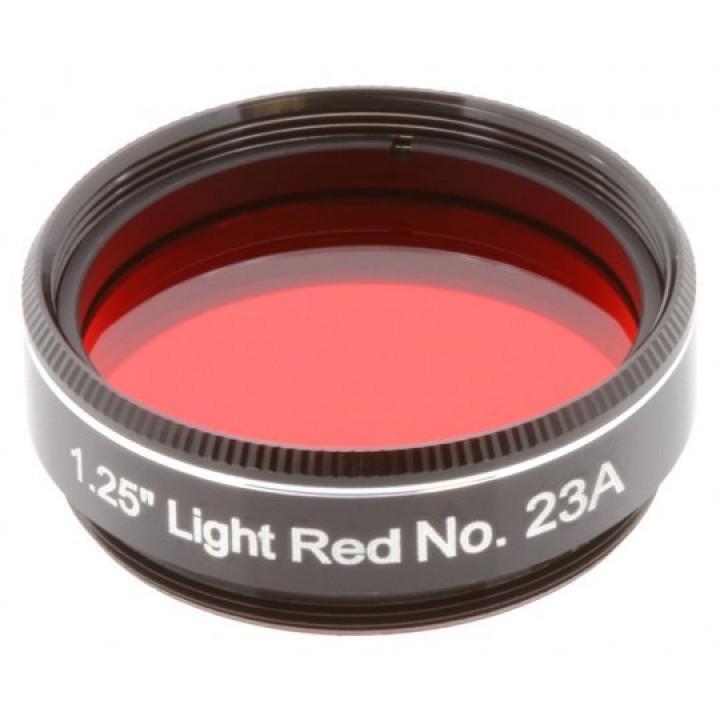 Светофильтр Explore Scientific светло-красный №23A, 1,25'