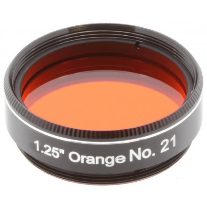 Светофильтр Explore Scientific оранжевый №21, 1,25'