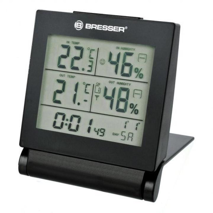 Метеостанция Bresser MyTime Travel Alarm Clock