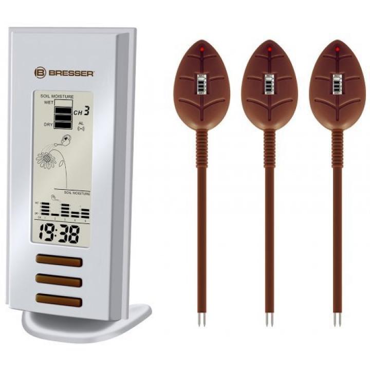 Индикатор полива растений Bresser с тремя датчиками