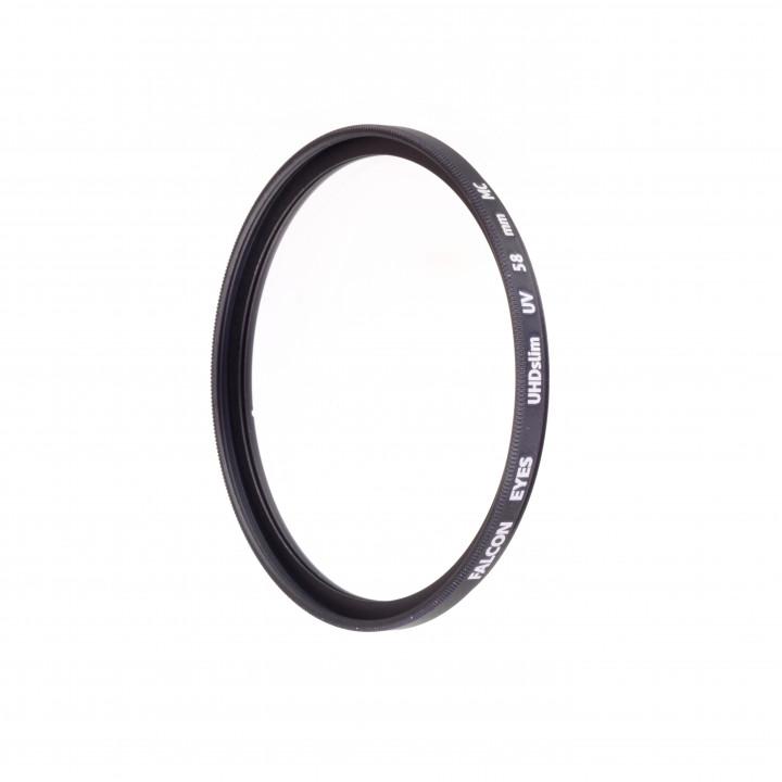 Светофильтр Falcon Eyes UHDSlim UV 58 mm MC ультрафиолетовый