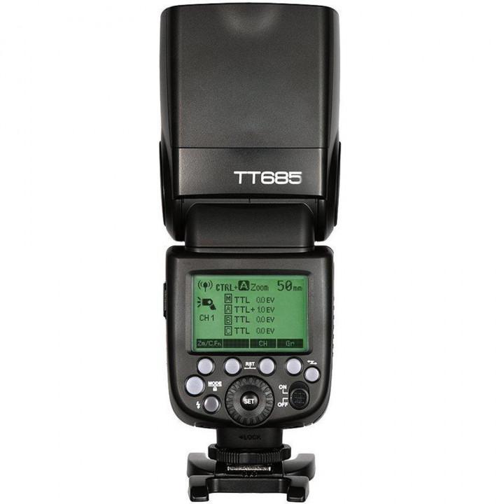 Вспышка накамерная Godox ThinkLite TT685O TTL для Olympus/Panasonic