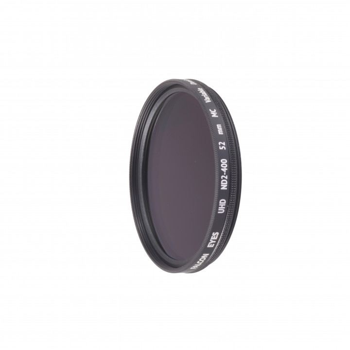 Светофильтр Falcon Eyes UHD ND2-400 52 mm MC нейтрально-серый с переменной плотностью