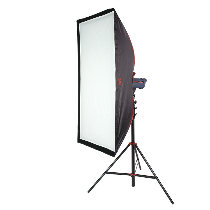 Софтбокс Falcon Eyes SBQ-75150 BW жаропрочный с сотовой насадкой