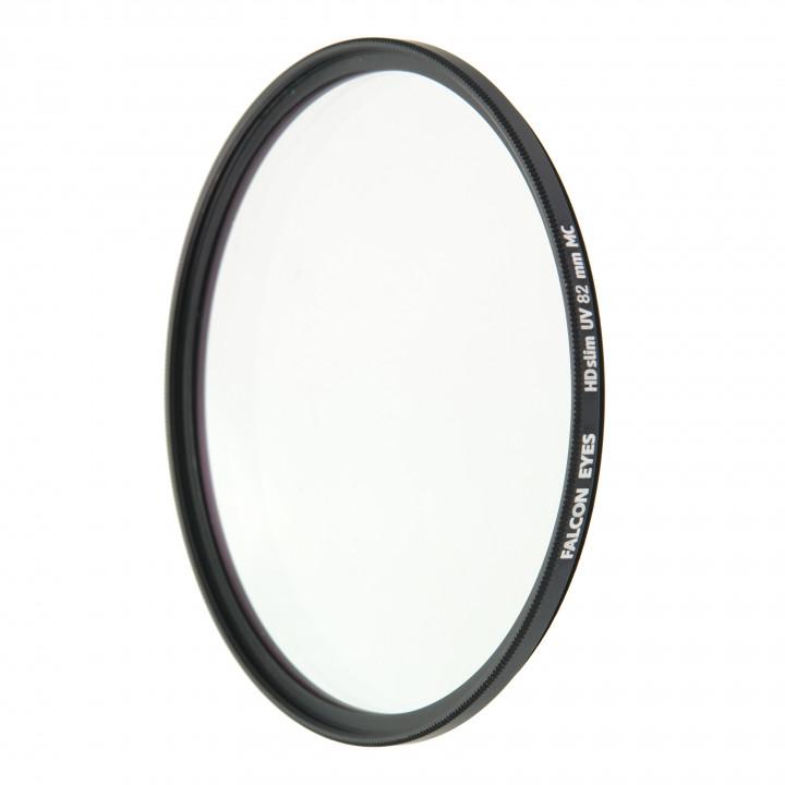 Светофильтр Falcon Eyes HDslim UV 82 mm MC ультрафиолетовый