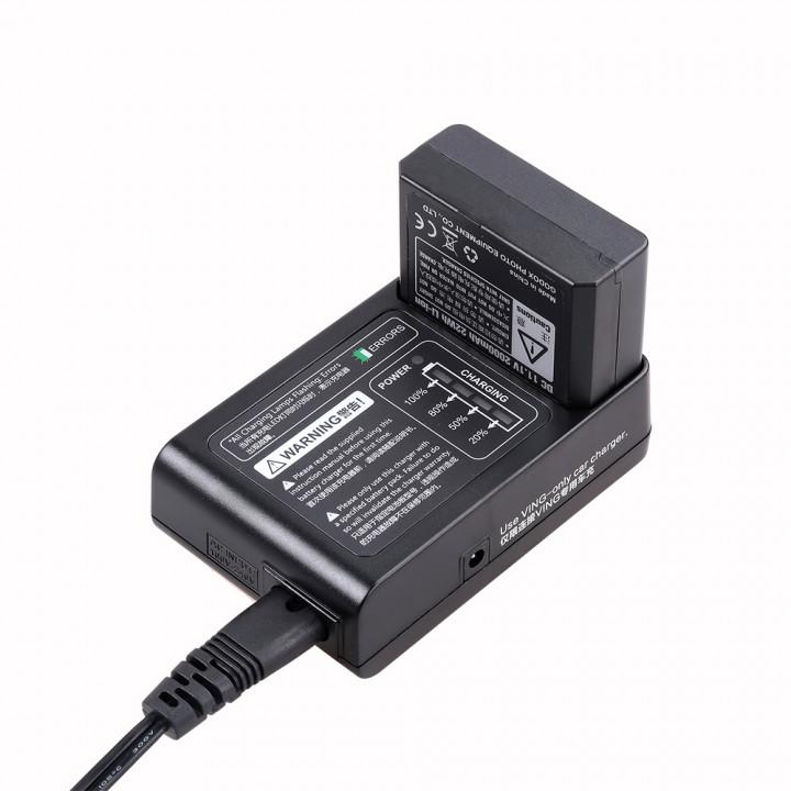 Зарядное устройство Godox VC18 для аккумуляторов VB18