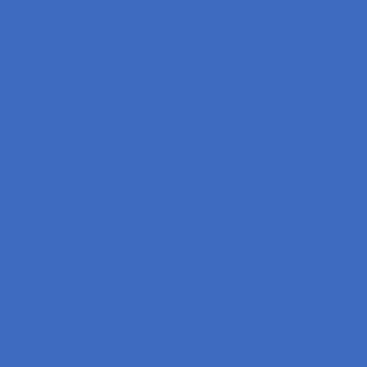Фон бумажный Falcon Eyes BackDrop 2.72x10 синий (11)