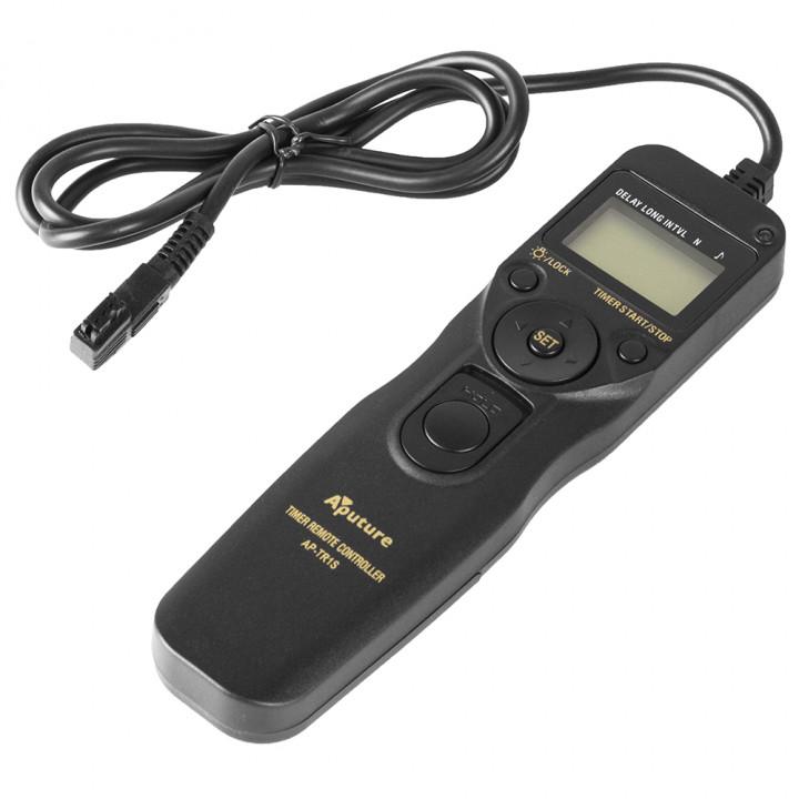 Пульт ДУ с таймером AP-TR1S (для Sony A900, A850, A700, A580, A560, A550, A500, A450, A350, A300, A200)