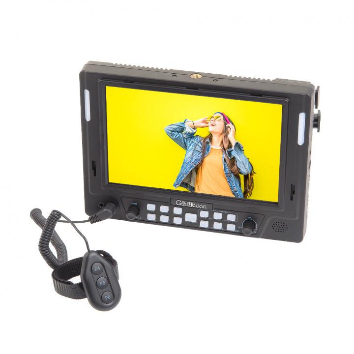Видеомонитор GreenBean UHDPlay 1912 HDMI 7