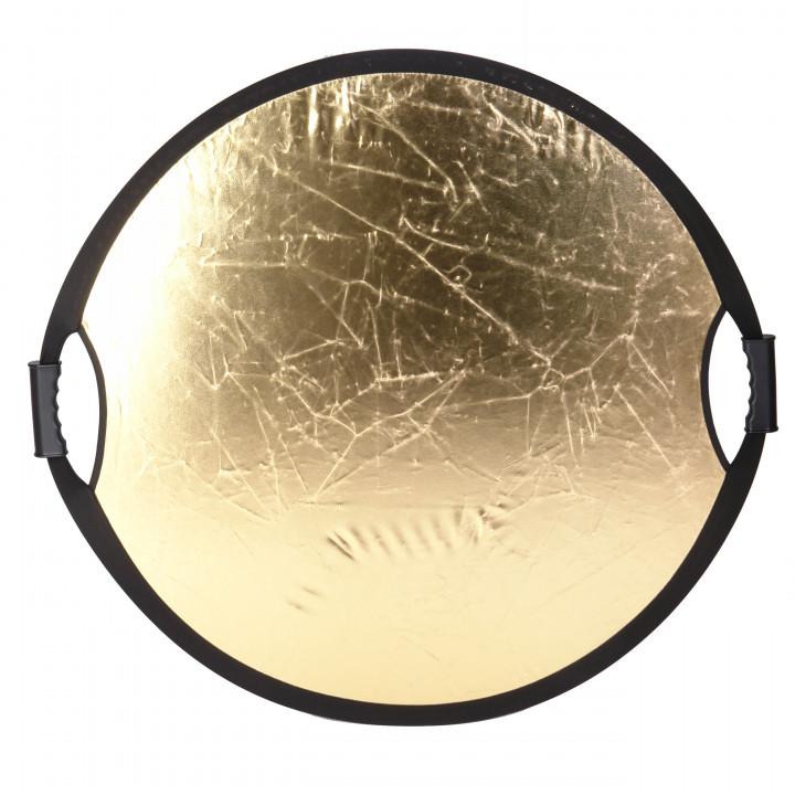 Отражатель GB Flex 80 gold/white M (80 cm)