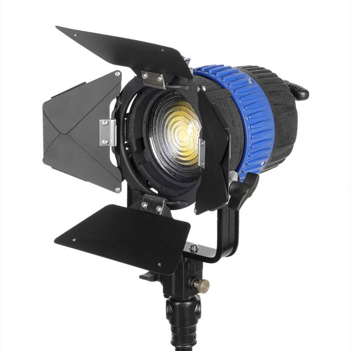 Студийный светодиодный осветитель GreenBean ZOOM 90BW LED
