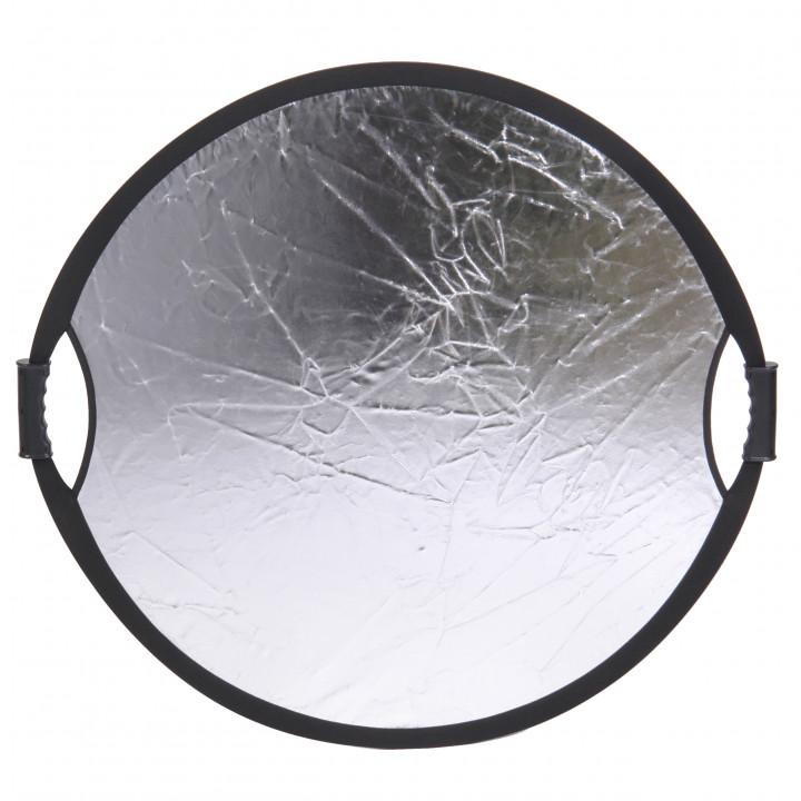 Отражатель GB Flex 80 silver/white M (80 cm)