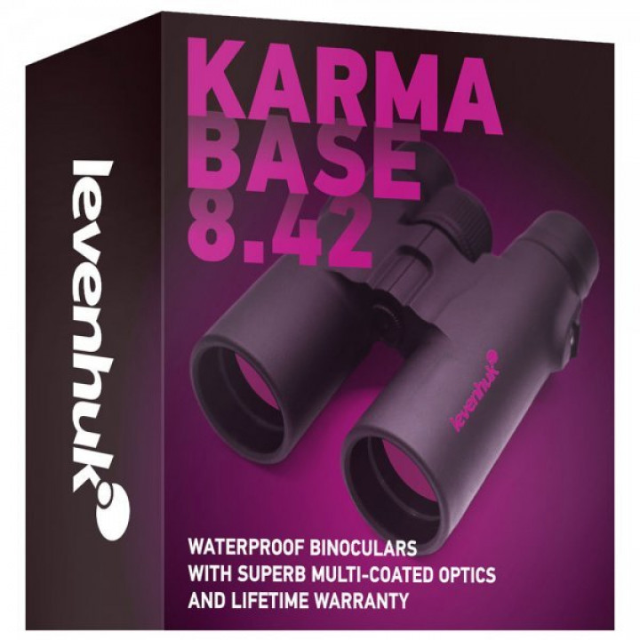Бинокль Levenhuk Karma BASE 8x42