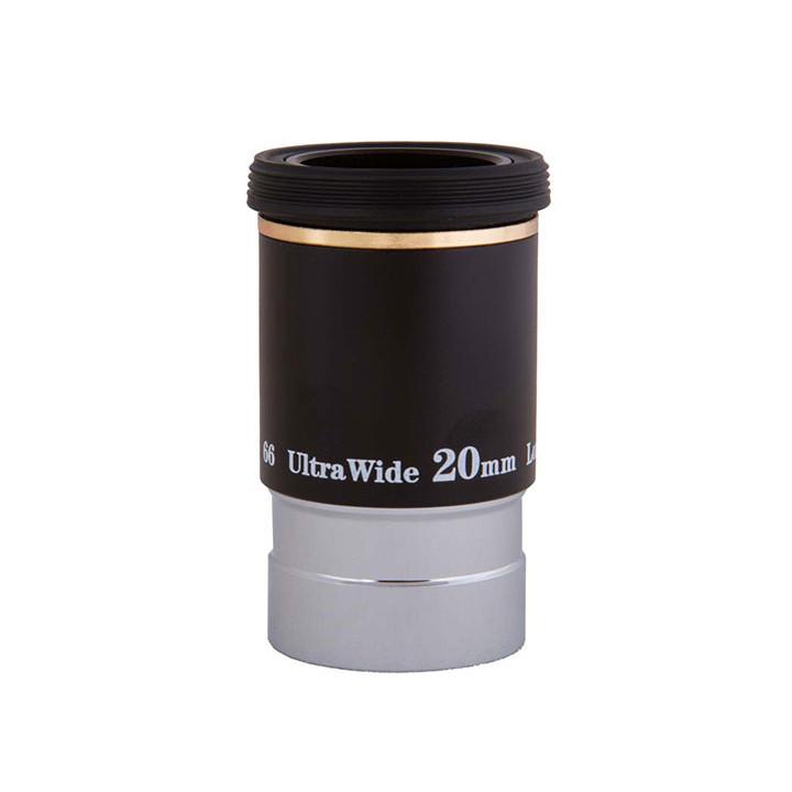 Окуляр Sky-Watcher WA 66° 20 мм, 1,25″