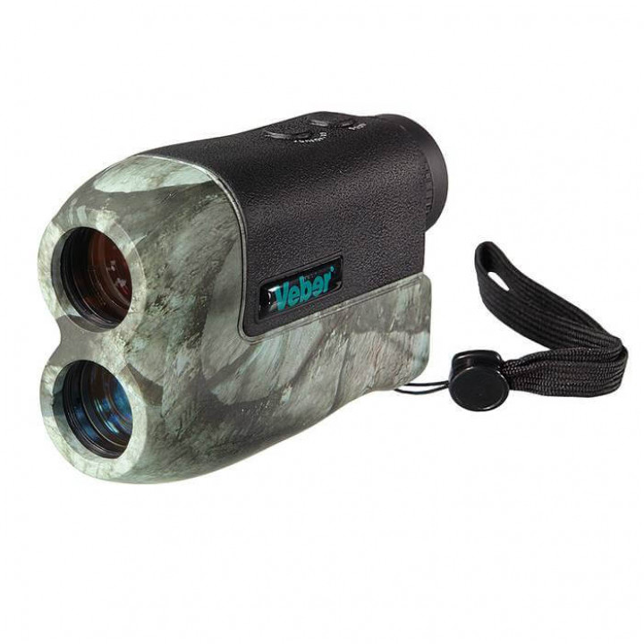 Лазерный дальномер Veber 6×25 LRF400 camo