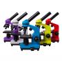 Микроскоп Levenhuk Rainbow 2L Lime/Лайм