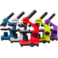 Микроскоп Levenhuk Rainbow 2L PLUS Moonstone/Лунный камень