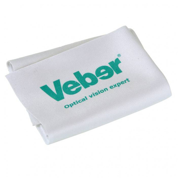 Салфетка микрофибра для ухода за оптикой Veber 15×15