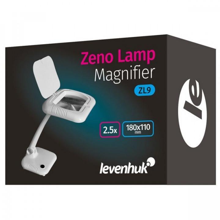 Лупа-лампа Levenhuk Zeno Lamp ZL9