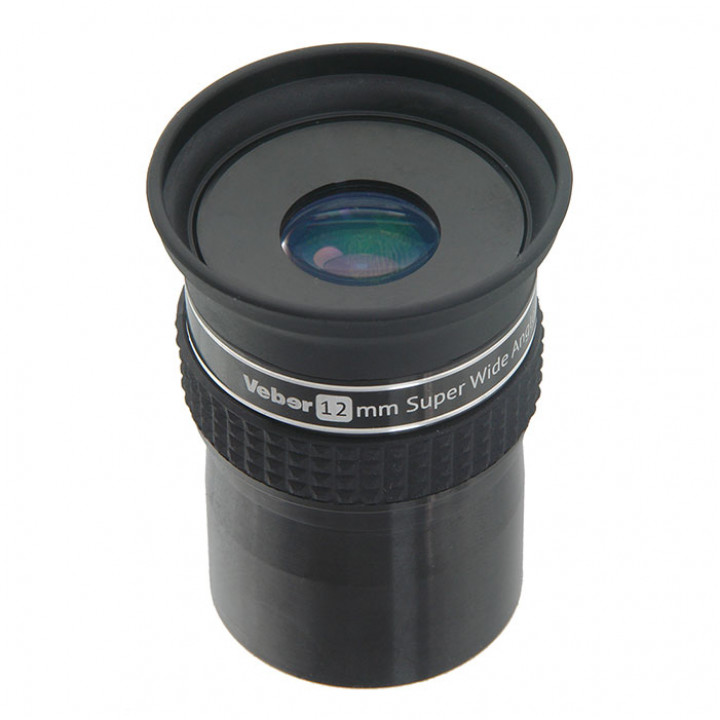 Окуляр для телескопа Veber 12mm SWA ERFLE 1,25