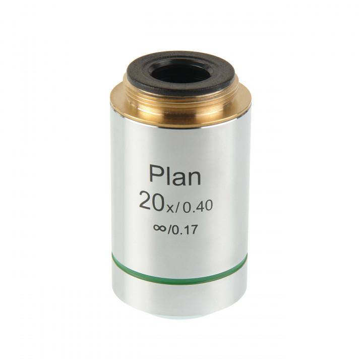 Объектив  20х/0,4 Plan беск/0,17 (для Микромед 3 U)